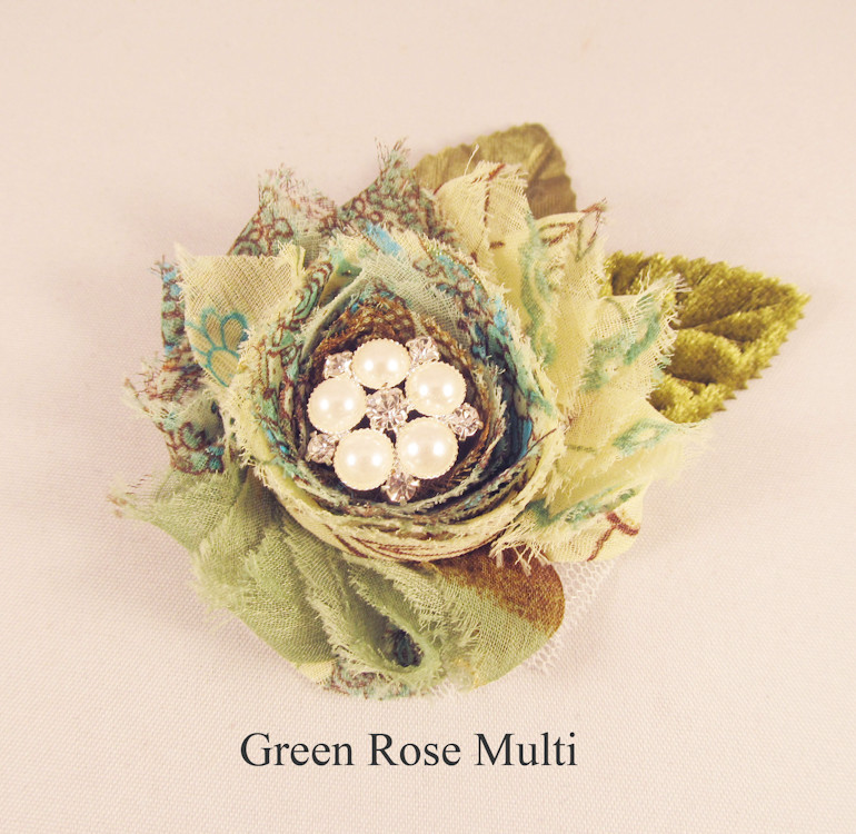 GREEN ROSE MULTI