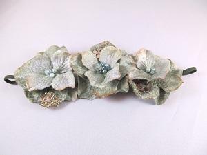 Sage Green Hydrangea Headband