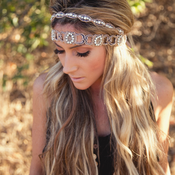 Jeweled Headbands